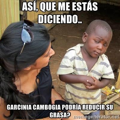 ¿Qué es la Garcinia Cambogia Select