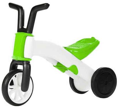 Bicicleta de equilibrio gradual Chillafish Bunzi