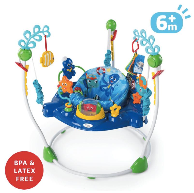 Mejores saltarines Baby Einstein Neptune