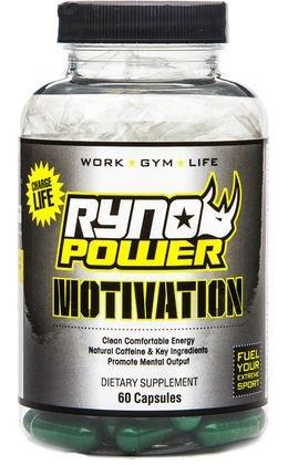 Ryno Power Motivation opiniones