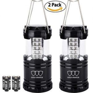 Linterna de camping - Luz de linterna LED