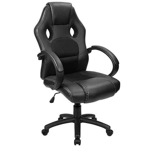 """Furmax-PU-Leather-Office-Chair"