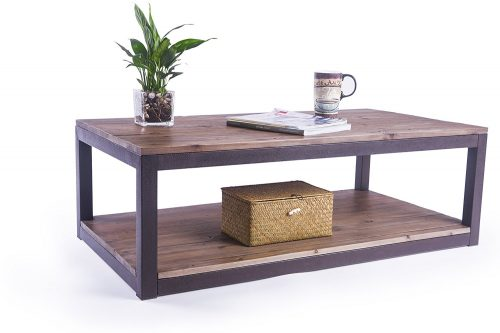 Mesa de estilo industrial Royal Vintage de Care