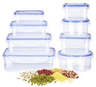 2. Contenedor de almacenamiento de alimentos Deik