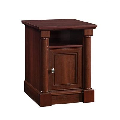 5. Sauder 420519 Select Cherry Side Table