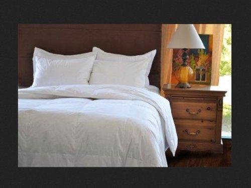 Consolador de plumas de ganso blanco clásico Natural Comfort