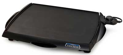 9. Presto Big Cool-Touch Electric Griddle