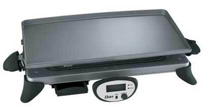 3. Plancha Digital Oster con Placa Desmontable