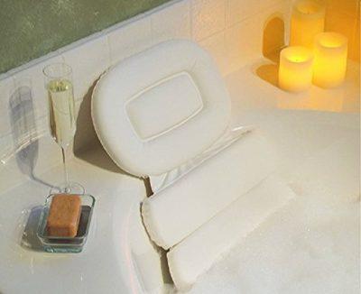 Almohadas de baño de tu hogar