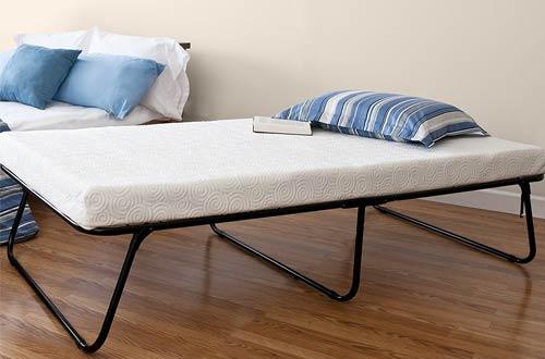 Zinus Traveler Premier cama plegable doble para huéspedes