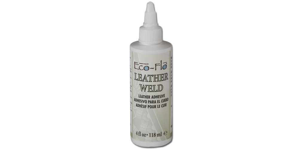 Adhesivo para soldar de cuero Eco-Flo de cuero Tandy 4 oz. 2655-01
