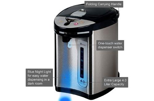 Calentador de agua eléctrico de Secura y calentador