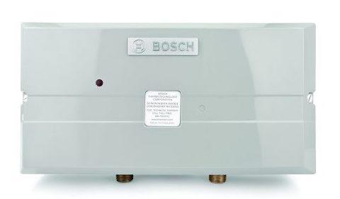 Calentador de agua sin tanque eléctrico Bosch