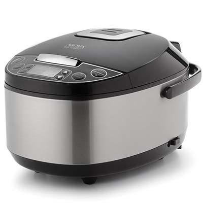 3. Cocina profesional de acero inoxidable con aroma para el hogar