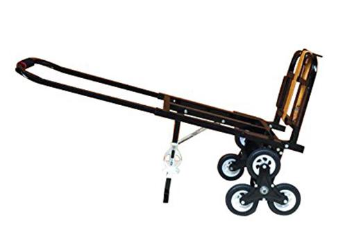 Carretilla plegable plegable Escalera de escalada Carretilla de equipaje.