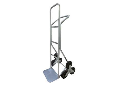 Roughneck Stair Climber Hand Truck 550-Lb Capacity.