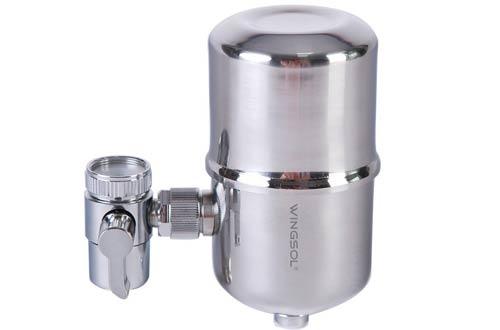 Sistema de filtro de agua Wingsol Healthy Faucet