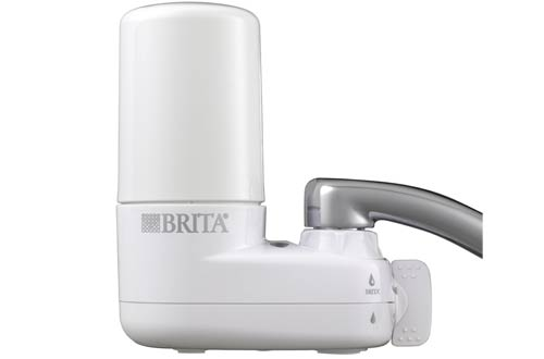 Sistema básico de filtración de grifos de agua Brita On Tap