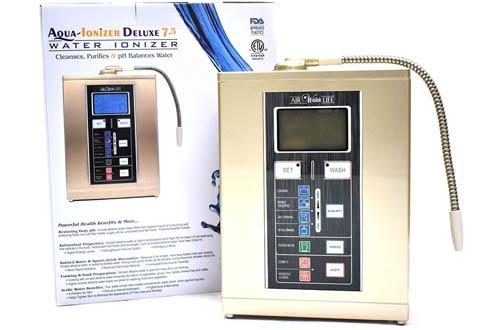 Air Water Life Aqua Ionizer Deluxe 7.5