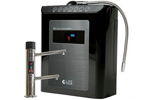 Life Ionizer MXL-5 Ionizer de agua alcalina para mostrador