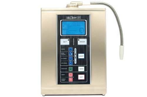 Máquinas de agua alcalina